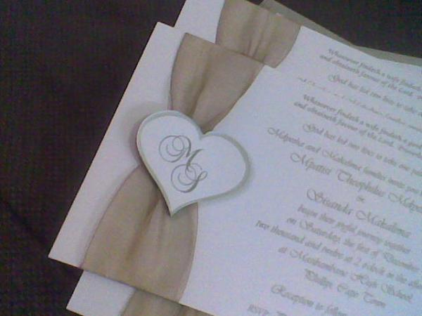 Dreamstone print design weddings amabhaso for Kitchen designs east london south africa