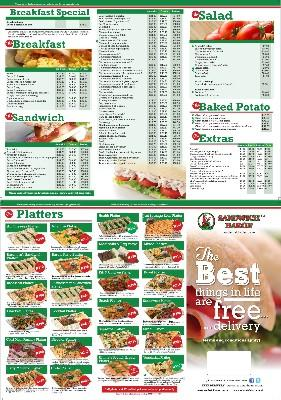 Sandwich Baron Roodepoort Caterers Discovery